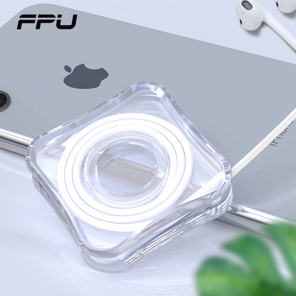 FPU Cable Organizer <font><b>Silicone</b></font> Pad Nano Stickers USB Cable Management Winder <font><b>Holder</b></font> Protector For Headphone <font><b>Earphone</b></font> Wire Cord image