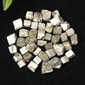 Натуральный нерегулярные руды, с кристаллами Колчедана учебный образец камень, драгоценных камней, ювелирные изделия, Пирит камень