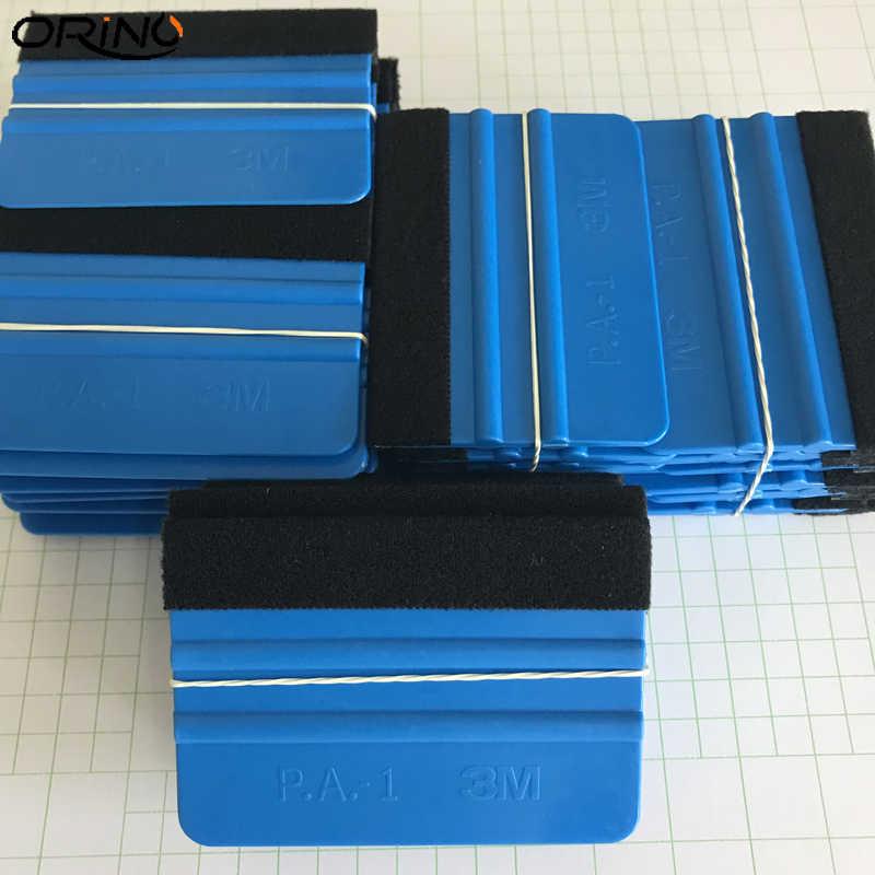 Tool Scraper Pro Felt Edge Vinyl Car Van Bike Wrap Wrapping Tool Scraper 1pcs