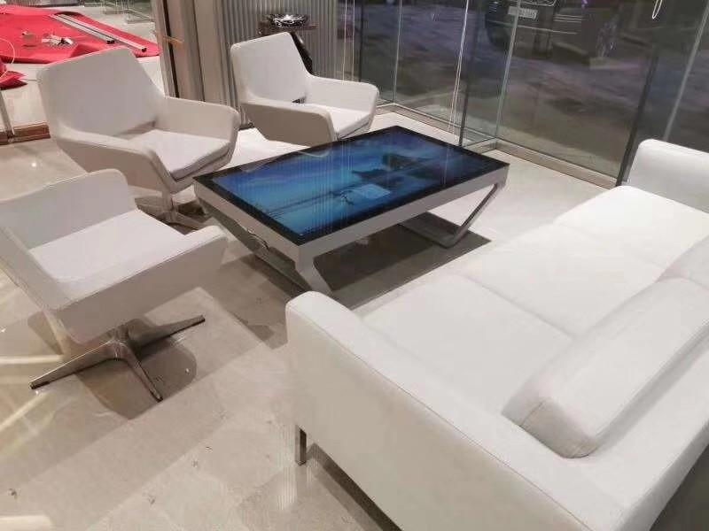 Pc buit in lcd дисплей 42 ''47'' 55 ''дюймовый интерактивный сенсорный экран планшет цифровой стол Обучение языкам обучающее оборудование