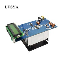 Lusya 87.5M-108MHz 50W Maximum up to 70W Stereo RF FM transmitter amplifier with Fan Radio Station module DC 12 13.8V 10A H4 002