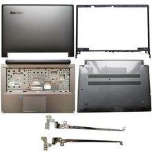 Новый Для lenovo flex 2 14 ноутбук lcd задняя крышка/передняя