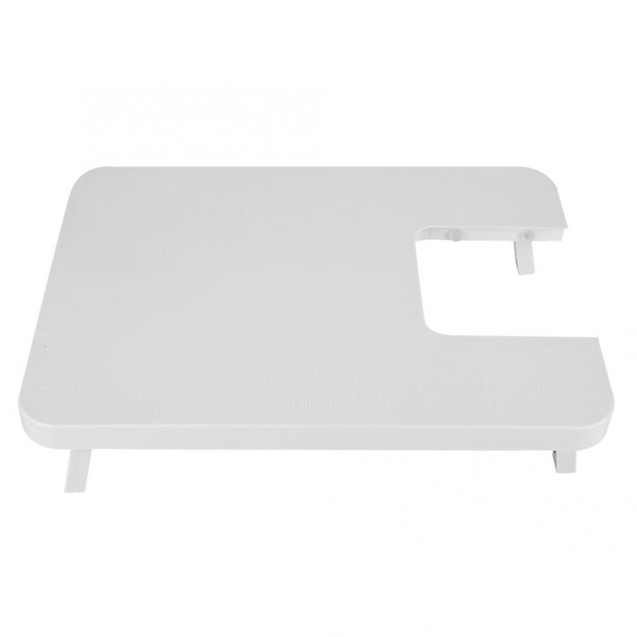 Sewing Machines Sewing Machine Accessories Abs Plastic Mini Desktop Sewing Machine With Extension Table Extension Board Sewing