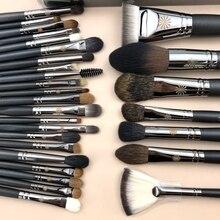30pcs/set Makeup Brushes eye shadow mix eyeliner eyelashes eyebrow brushes Smudge Brush for makeup new ePacket shipping