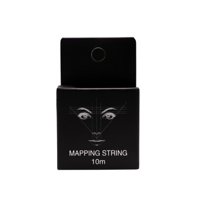 Microblading Mapping String Pre-Inked Eyebrow Marker Thread Tattoo Brows Point 10m Pre Inked Eyebrow Design Tattoo Supplies 4