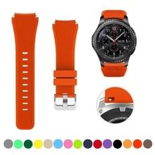 Strap For Samsung galaxy watch 3 46mm Gear S3 Frontier amazfit bip/active bracelet 20/22mm