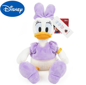 Original Disney Donald Duck Daisy Mickey Minnie Plush Toys Animal Stuffed Dolls Birthday Christmas Gift Kids Wedding Gife Friend daisy james christmas at the dancing duck