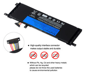 Image 5 - KingSener B21N1329 Laptop Battery for ASUS D553M F453 F453MA F553M P553 P553MA X453 X453MA X553 X553M X553B X553MA X403M X503M