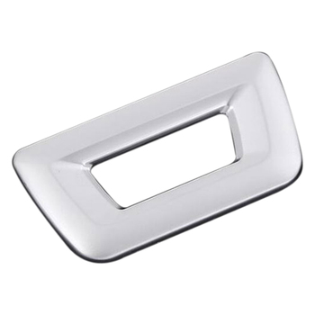 For BMW X1 f48 X3 f25 X4 f26 X5 f15 X6 f16 f30 GT 3 5 7 Series f10 f07Car-Styling ABS Chrome Tail Door Button Cover Trim Sticker image