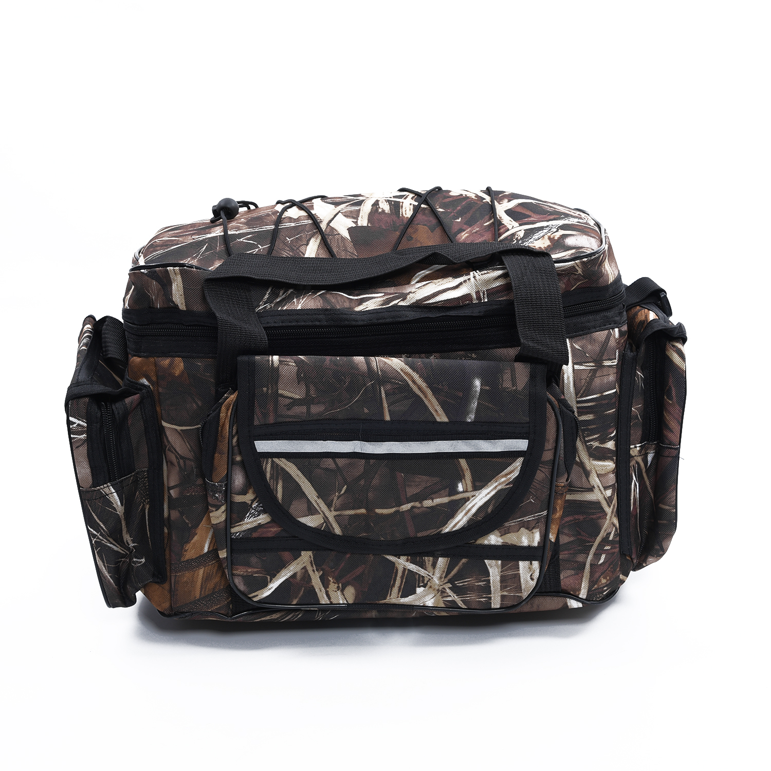 Large Waterproof Fishing Tackle Bag Case Lure Boxes Shoulder Strap Pockets in Fishing Bags from Sports Entertainment