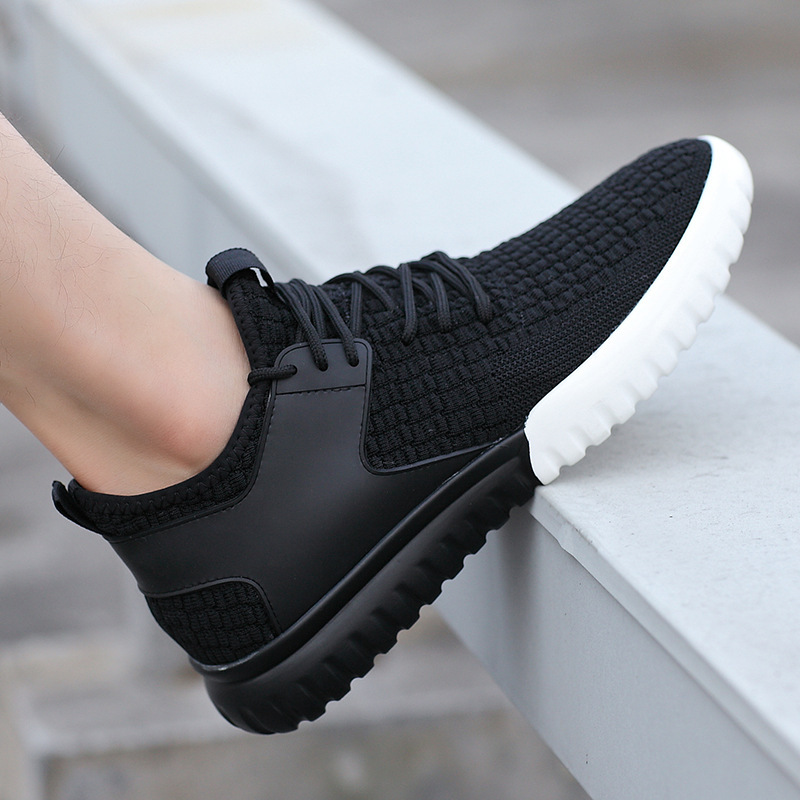 2020 New Arrival high Quality Runway Designer Run Shoes  Lace Up Casual Sneakers Summer Shoes 1