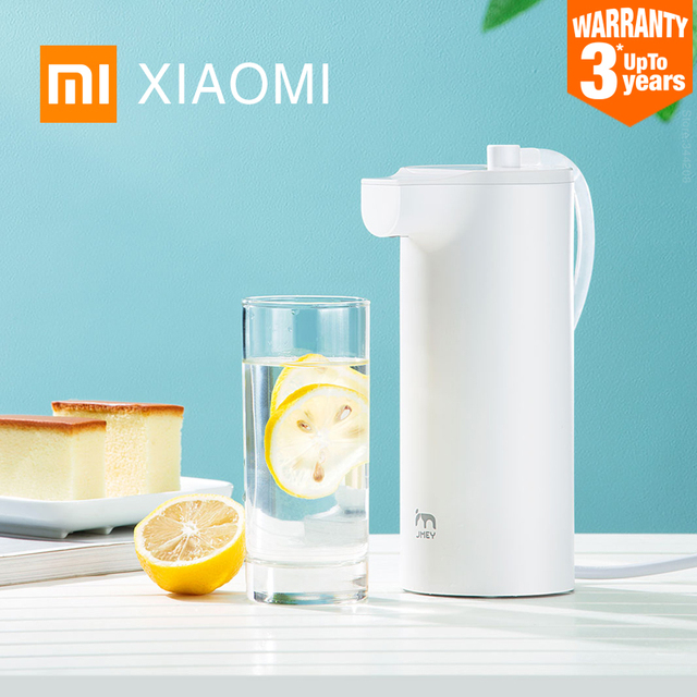 $ US $54.65 New XIAOMI MIJIA JMEY Water Dispenser Instantly Heated Electric Bottled water pump portable water heater smart child lock safer