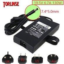 19.5V 6.7A 130W FOR dell XPS 15 9530 L501X L502x Power AC Adapter Charger & Cable 7.4*5.0 Laptop