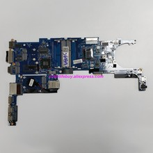 Genuine 717843-601 717843-001 717843-501 w i5-3437U CPU QM77 NoteBook Motherboard Mainboard for HP EliteBook 9470m PC 690643 001 690643 501 motherboard for hp elitebook 8570w notebook pc system board main board hd4000 j8a with graphics slot
