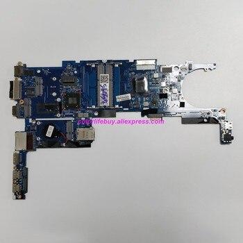 цена на Genuine 717843-601 717843-001 717843-501 w i5-3437U CPU QM77 NoteBook Motherboard Mainboard for HP EliteBook 9470m PC