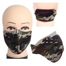 En stock ! Máscara de ciclismo lavable para entrenamiento deportivo