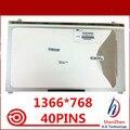 Оригинальный 15 6 ''LTN156AT19 LTN156AT19-001 для SAMSUNG NP300V5A 550P5C NP300E5A ноутбук ЖК-дисплей экран 1366*768 LVDS 40pin