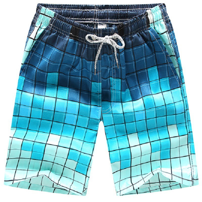 2019 New Products Beach Shorts 15 Color Large Size Men's Trousers Shorts New Style