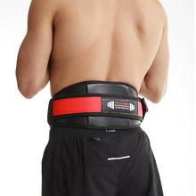 Пояс для поддержки талии фитнеса тяжелой атлетики спорта бодибилдинга