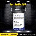 Высокое качество 4200 мАч BL-4U BL 4U литий-ионный аккумулятор для телефона Nokia E66 3120C 6212C 8900 6600S E75 5730XM 5330XM 8800SA 8800CA