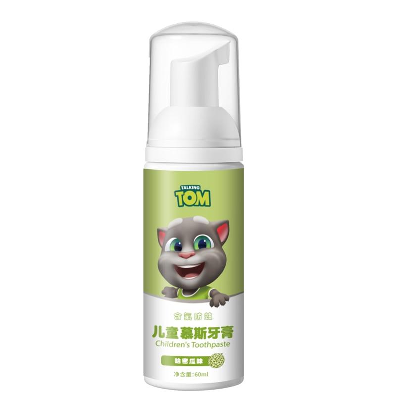 Talking Tom and Friends Children Toothpaste Natural Mouthwash Water Liquid Oral Kids Hygiene Dental Care