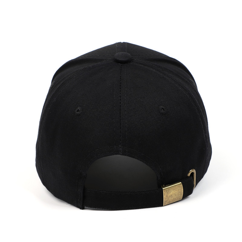 Купить мужская и женская кепка с вышивкой m ltter черная бейсбольная