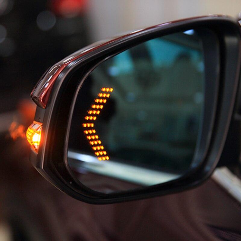 Автомобильный светодиодный светильник для зеркала заднего вида, 2 шт., для Mercedes Benz AMG A GLC260 C200L GLA CLA GL Class W176 W246 W205 X253 X156