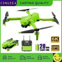 X17 RC drone 6k profesional GPS RC Quadcopter con cámara dron 5G WIFI FPV Drones motor sin escobillas 28MINS DRON VS sg906 pro2 4k