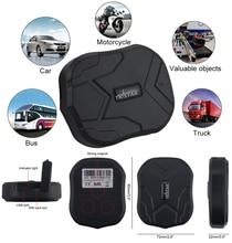 IP67 Waterproof long standby strong Magnet Original TKSTAR GPS tracker locator TK905 for vehicle car gps tracker 5000mah No box
