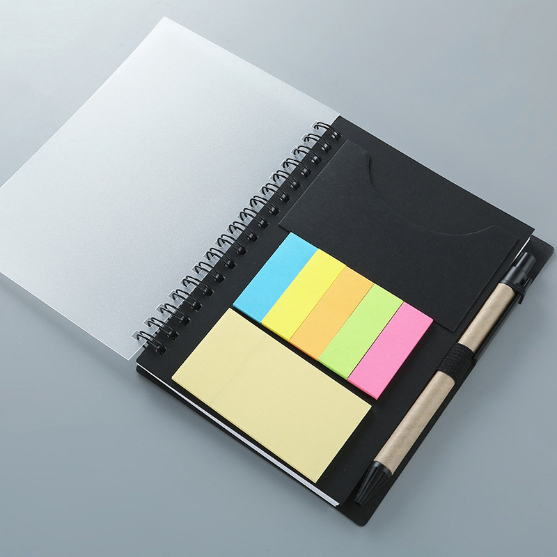 New Cute 105*155MM PP Coil Notepad 2019 2020 Agenda 2019 2020 Travelers Notebook Kawaii Daily Monthly Planner Office Stationery