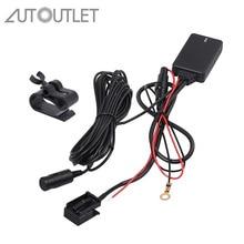 AUTOUTLET MINI Bluetooth müzik adaptörü + Handsfree BMW E46 E39 X5 E53 X3 E83 Z4 E85 Bluetooth 5.0