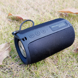 Portable Speakers Box Bluetooth Wireless Mini Small Metal Sound Music Outdoor Stereo Shocked HiFi For TWS Player