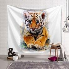 Лучшее качество гобеленовое одеяло моющийся Мягкий тканевый