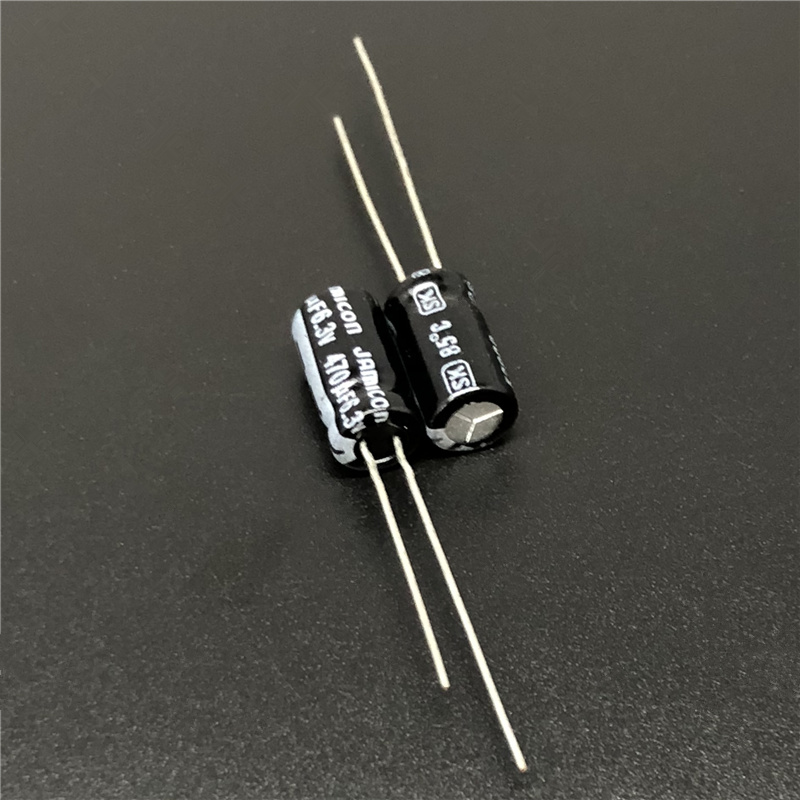 10pcs/100pcs 470uF 6.3V JAMICON SK Series 6.3x11mm High Quality 6.3V470uF Aluminum Electrolytic Capacitor