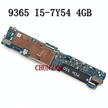 Mainboard LA-D781P DELL 4GB XPS NEW FOR 9365 Laptop Baz80/La-d781p/Cn-0pntwm/.. I5-7Y54