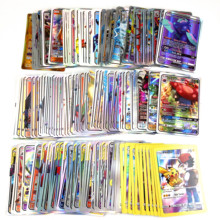 Toy Card-Game Pokemones-Card Carte Battle Trading Shinny Mega EX Children 10-300pcs Gx-Tag-Team