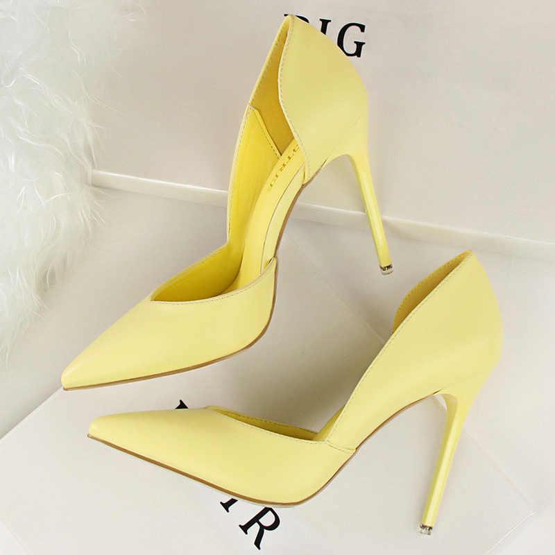 2020 Summer Women 10cm High Heels