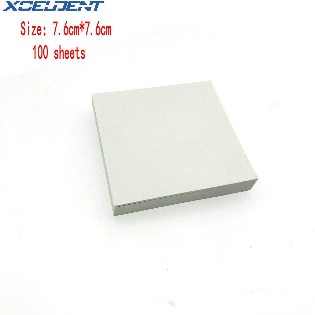 100 Sheets Dental Mixing Pad 3
