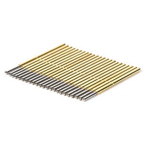 Image 5 - Spring Test Probe Best Promotion 500 Pieces P50 P100 Pogo Pin Phosphorus Brass Gilded Stainless Steel Wire