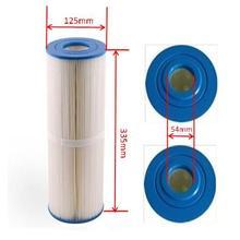 Unicel C-4950 картридж фильтр и спа фильтр L: 33,5 см диаметр: 12,5 см Pleatco PRB501N Filbur PRB50-IN FC-2390 Darlly 40506
