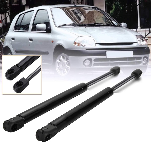 Tylna klapa tylna bagażnika samochodu zwolnij amortyzator dla Renault Clio MK2 1998-05 Hatchback