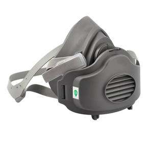 Pad Respirator Gas-Mask Safety-Protective-Mask 3701CN-FILTER Dust Half-Face 3M Cotton