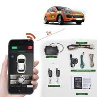 مفتاح تشغيل آلي للسيارة تويوتا PKE 80-100 متر مع مفتاح تشغيل أوتوماتيكي 3-5 متر وفتح صندوق السيارة PKE زر بدء إيقاف أمان السيارة