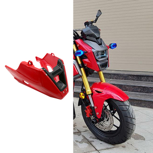 Защита двигателя мотоцикла обтекатель крышки для Honda MSX125 MSX125 SF Grom 125