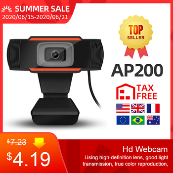 1 pcs A870C Usb 2.0 Pc Camera 480/720/1080P Video Record Hd Webcam Web Cam With Mic For Computer For Pc Laptop gocomma pc c1 1080p hd webcam with mic rotatable pc desktop web camera cam mini computer cam video recording work
