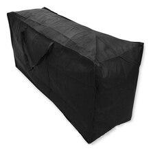 Bag Protective-Cover Oxford-Cloth Black Pouch Furniture-Storage Patio Snow Rain Garden
