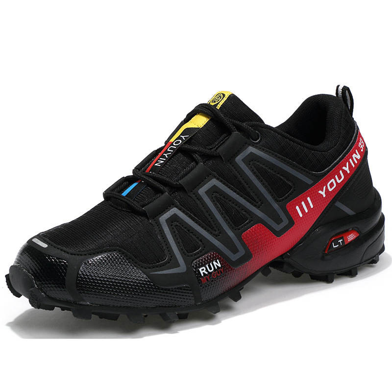 Shoes Sneakers Athletic Salomones Male Running Men's Breathable Hot Newest