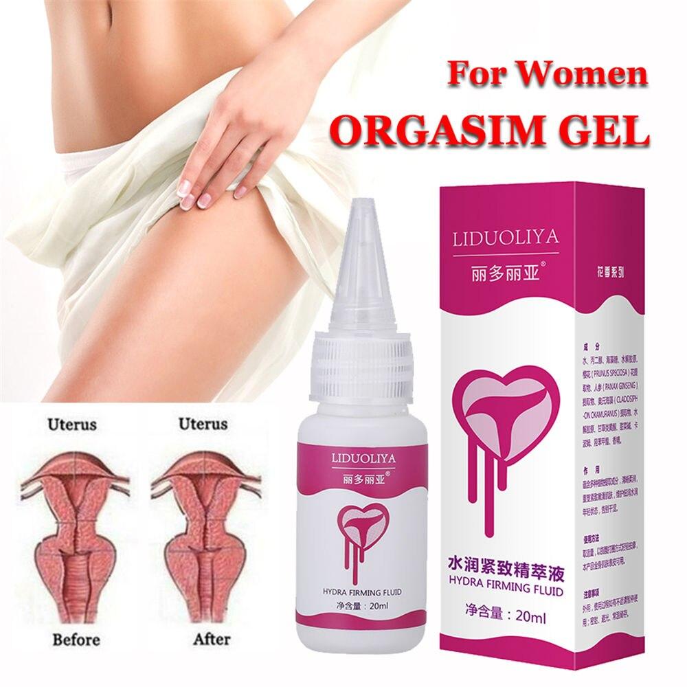 Hot Body Wash Enhance Tightening Oil Spray Orgasm Libido Gel Vaginal Intense Sex Drops Exciter Female Vagina Shrinking Intense
