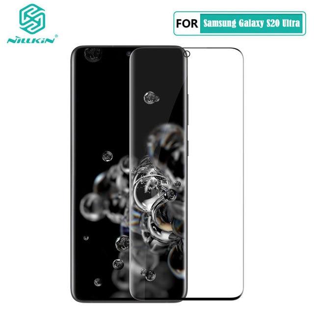 Nillkin Gehärtetem Glas für Samsung Galaxy S20 Plus S20 + 3D Screen Protector für Samsung Galaxy S20 Ultra Glas