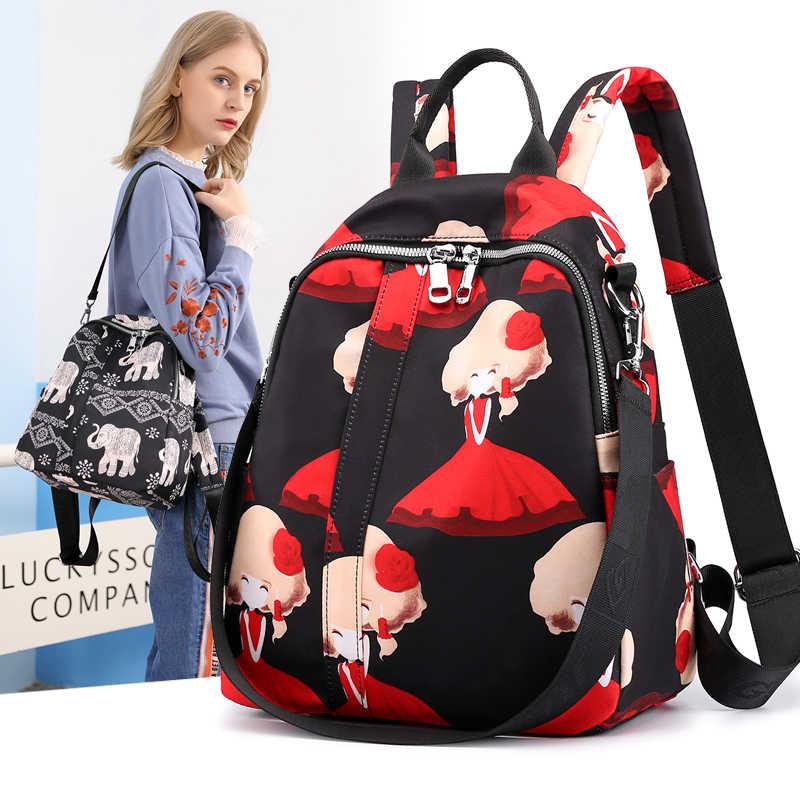 Новый модный Дизайнерский Модный женский рюкзак мини мягкий на ощупь Многофункциональный маленький рюкзак для женщин женская сумка на плечо кошелек для девушек